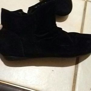 Shoes - Suede Ankle boots